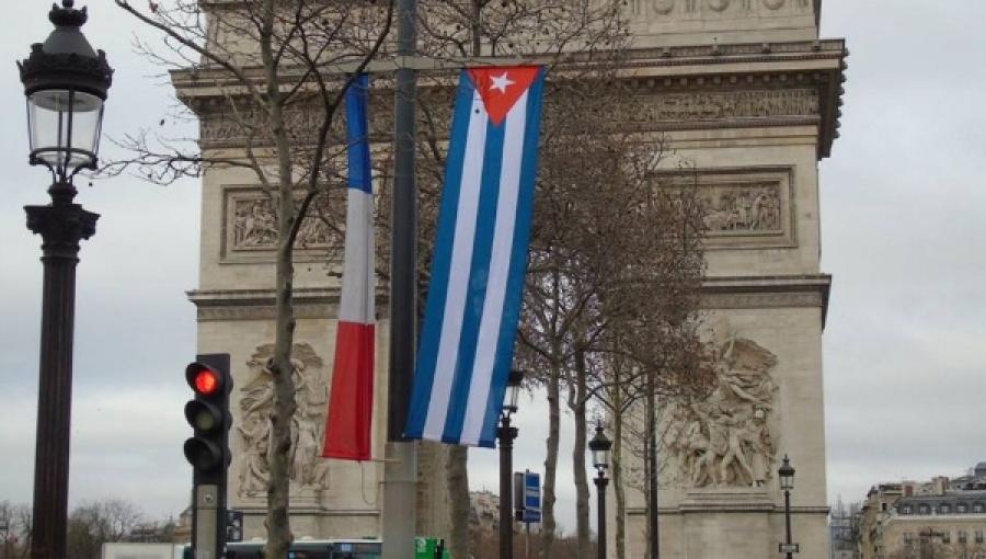 Cuba y Francia dispuestas a profundizar relaciones económicas