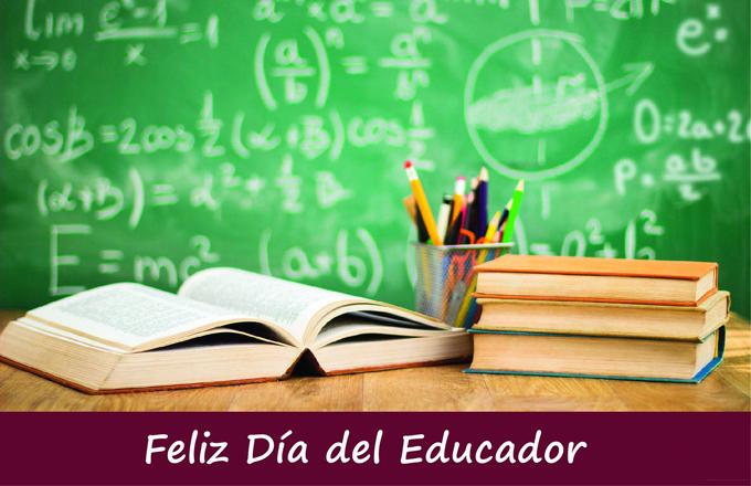 En el Día del Educador merecido reconocimiento a los trabajadores del sector