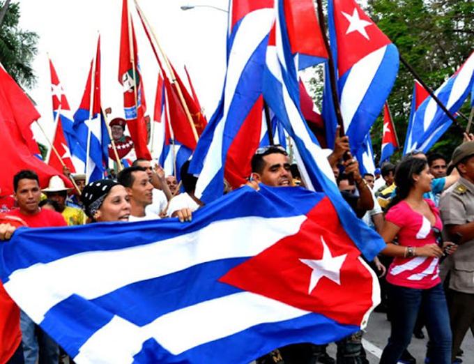 La marcha es indetenible, la revolución es eterna