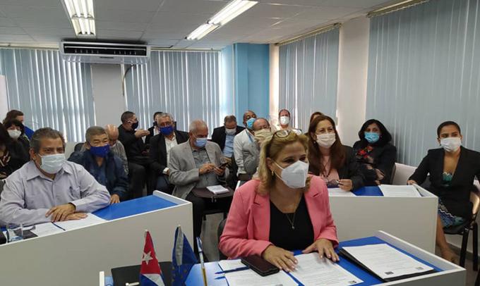 Sesiona Subcomité de Cooperación Cuba-Unión Europea