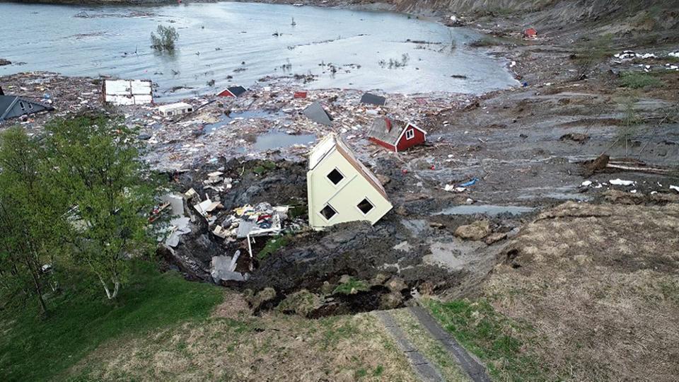 Cuba expresó condolencias a Noruega tras desastre natural