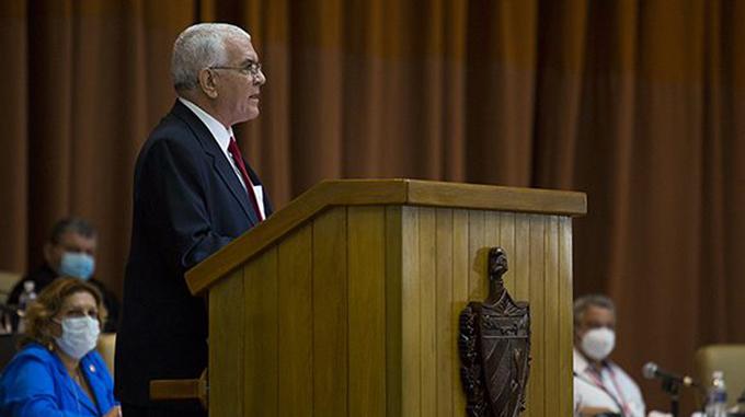 Aprueba Parlamento cubano Ley del Presupuesto del Estado para 2021