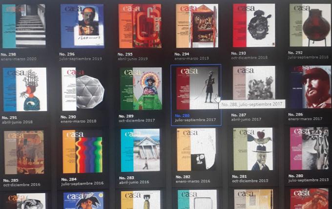 Presentará Casa de las Américas número 300 de su revista homónima