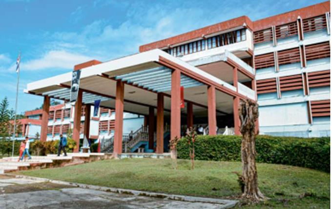 Universidad de Granma: baluarte de saberes