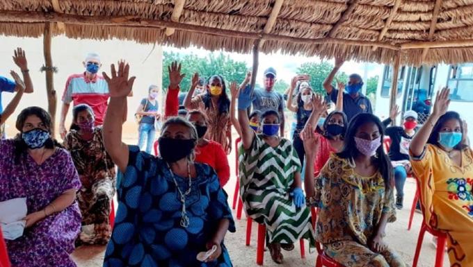 Pueblos indígenas de Venezuela elegirán diputados al Parlamento