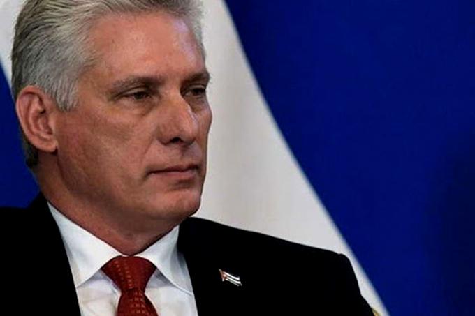Presidente de Cuba rechaza política hostil de EE.UU.