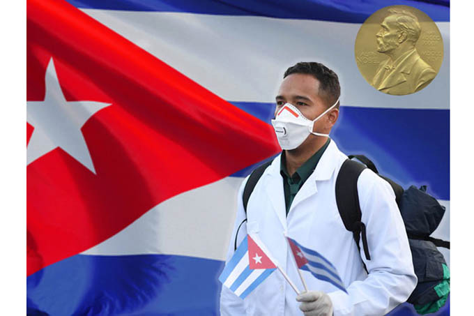 Parlamentarios australianos avalan a médicos cubanos al Premio Nobel