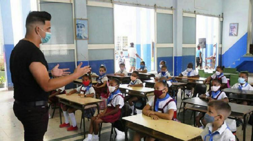 Crecen en cerca de cinco veces gastos en Cuba para la Educación y la Salud en el 2021
