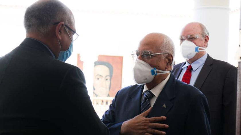 Intercambian Cuba y Venezuela sobre cooperación en materia de salud