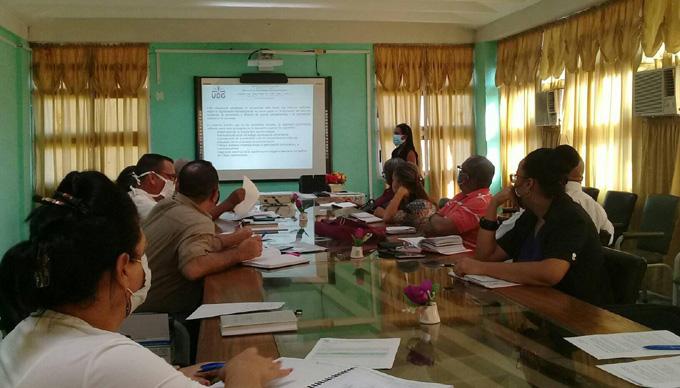 Universidad de Granma reajusta proceso docente ante Covid-19