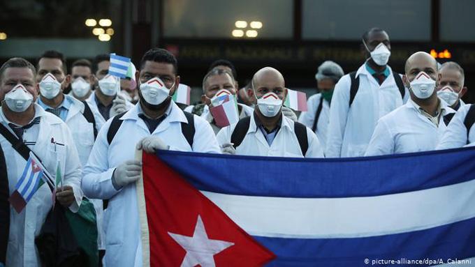 Respaldan en Brasil nominación de médicos de Cuba a Nobel