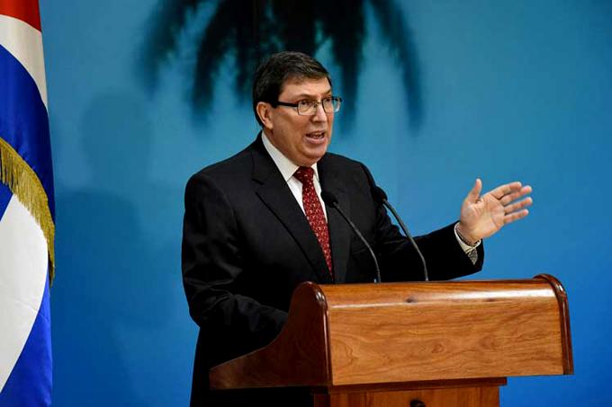 Cuba reitera su apoyo al principio de una sola China