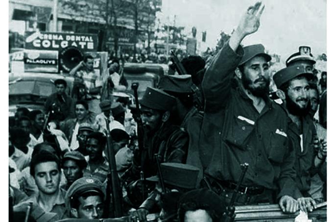 Evoca presidente de Cuba recorrido de Caravana de la Libertad
