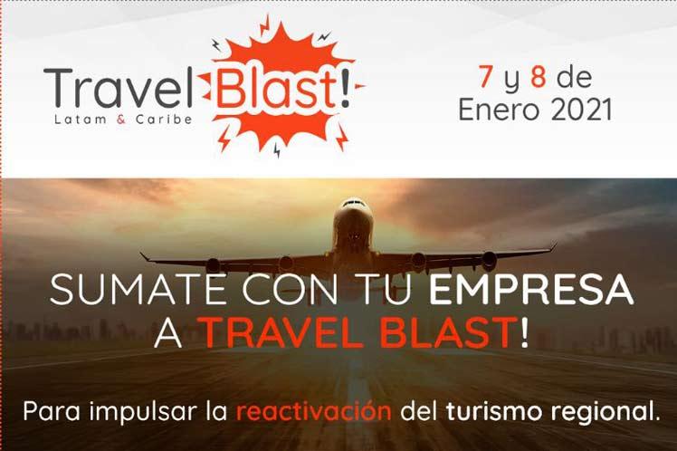 Cuba descuella en feria virtual de turismo Travel Blast