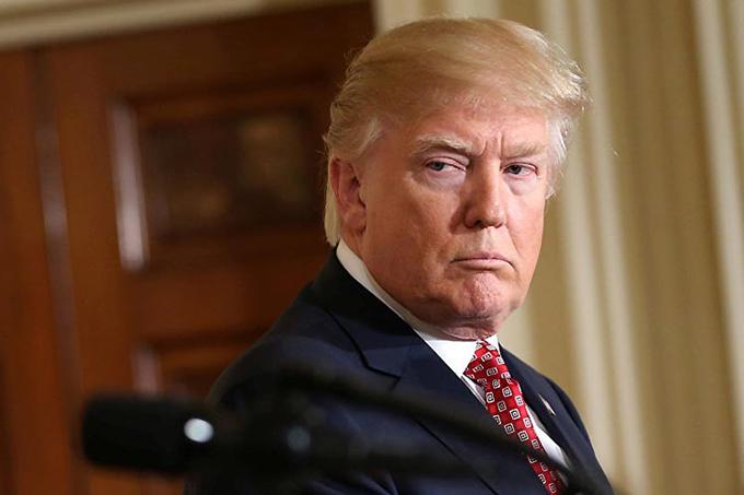 Piden a FBI abrir investigación contra Trump
