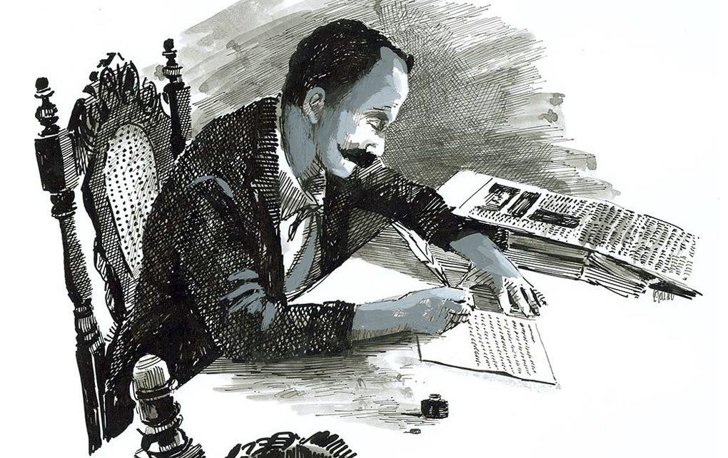 Martí y el debut en la prensa