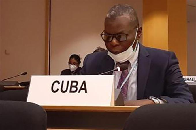 Cuba reafirma en ONU rechazo a las acciones terroristas