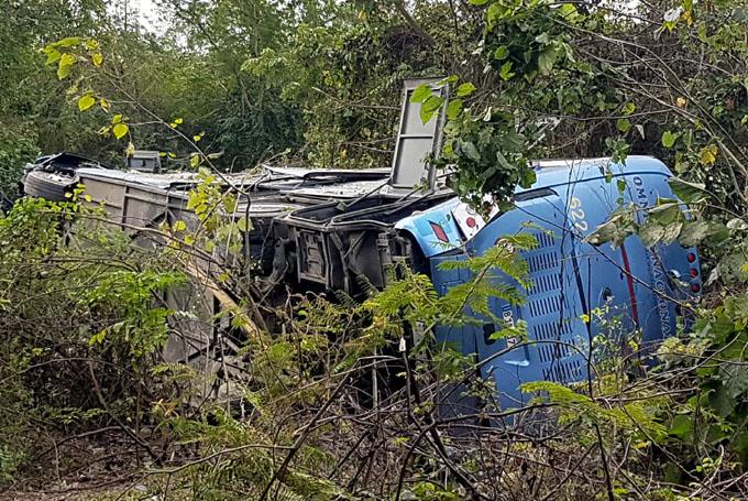 Al menos 10 fallecidos a causa de accidente masivo entre La Habana y Mayabeque (+ fotos y video)