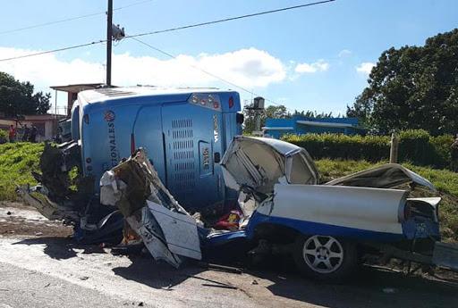 Detallan accidentes diarios de tránsito en Cuba durante primer año pandémico