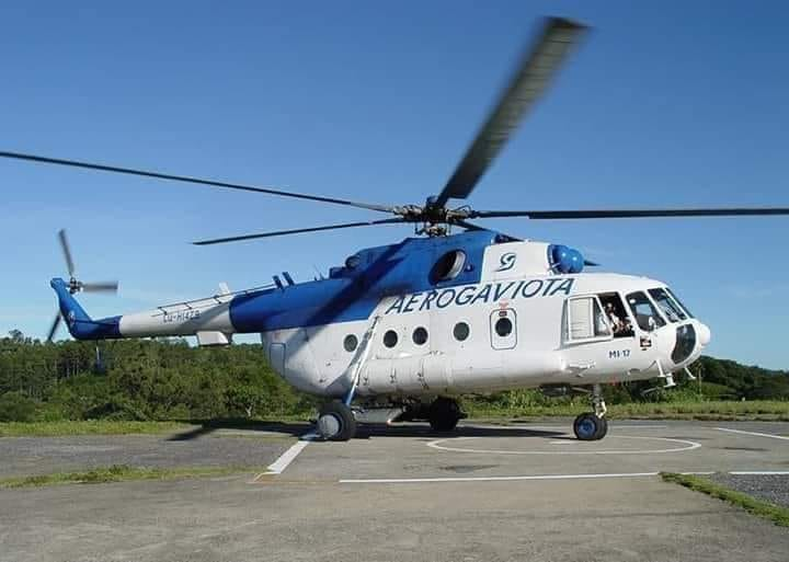 Accidente aéreo en Pinares de Mayarí