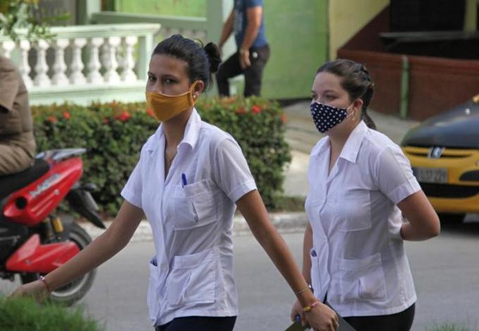 Reporta Cuba 550 nuevos casos con la Covid-19