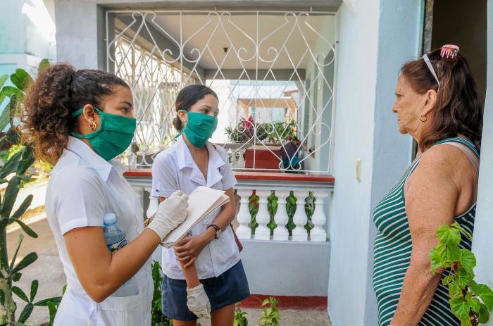 2020: Altruismo y consagración del personal de la Salud en Granma