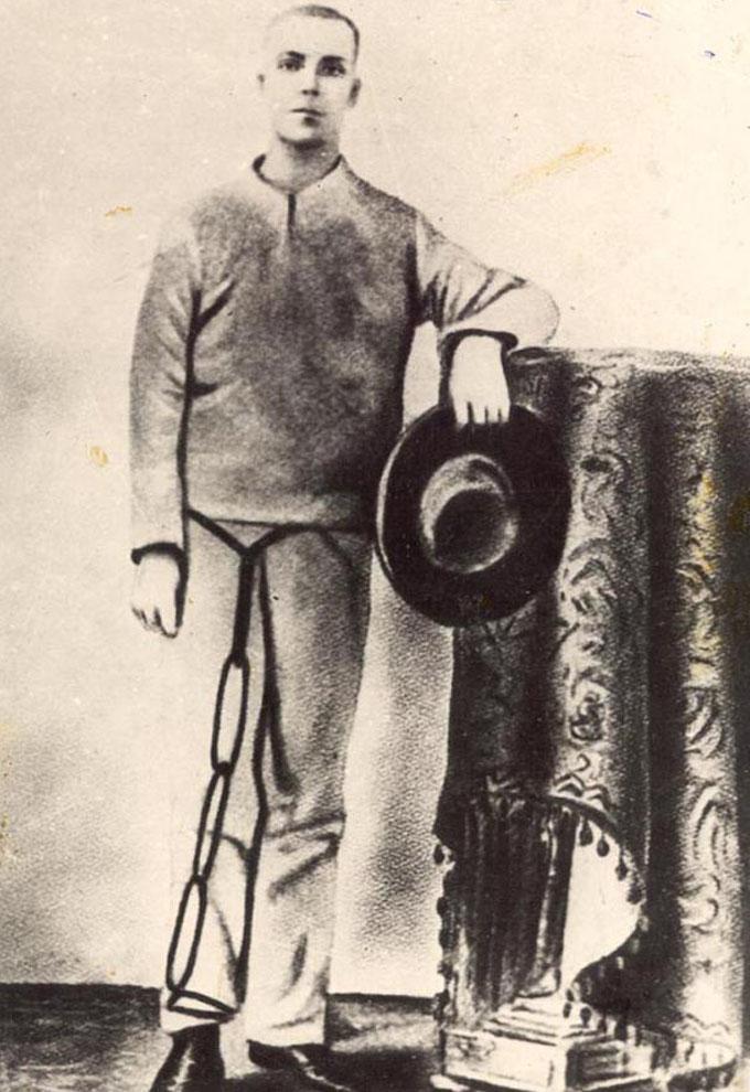 La simiente deslumbrante de Don Mariano
