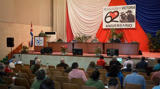 La Tarea Ordenamiento defendida entre todos por el bien de Cuba y de su pueblo