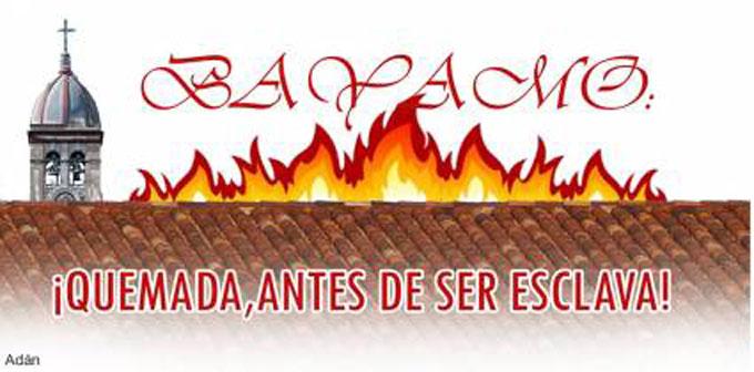 Debaten sobre significación del incendio de Bayamo