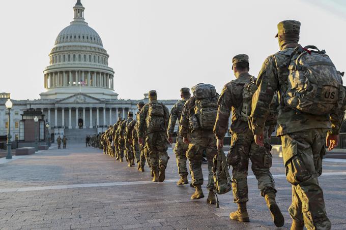 Refuerzan en EE.UU. seguridad para toma de posesión de Biden