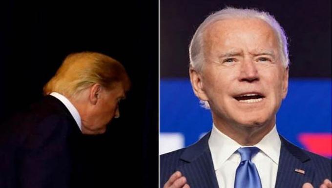 EE.UU. dice adiós a Trump y recibe a Biden
