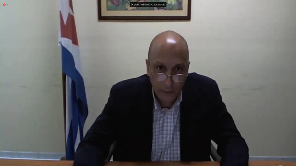 Resalta Cuba importancia de la informatización en el enfrentamiento a la COVID-19