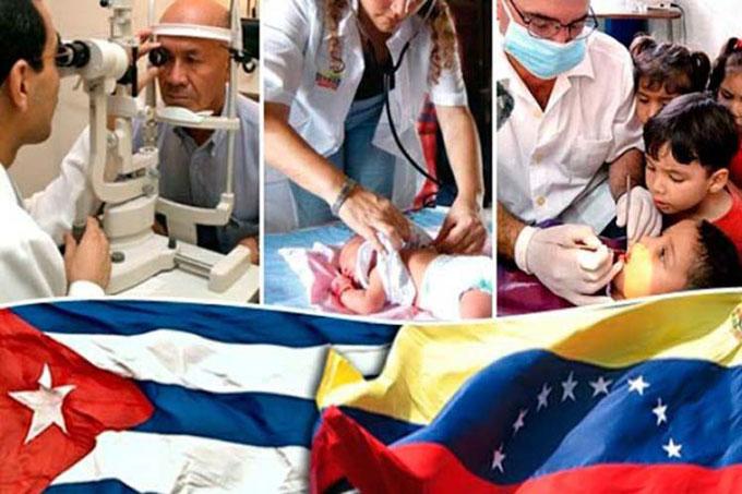 Secretario de ALBA-TCP destaca cooperación Venezuela-Cuba