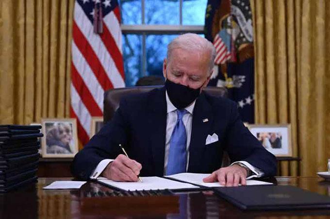 Biden firmará nuevas órdenes sobre política migratoria en EE.UU.