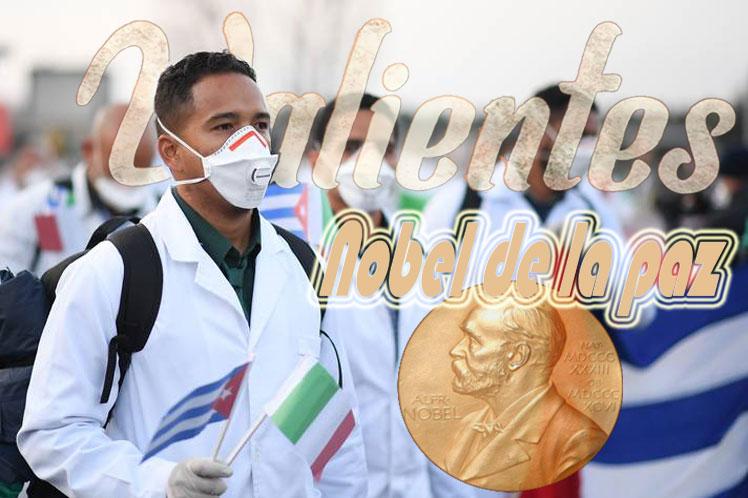 Reino Unido aporta 43 nominaciones al Nobel para médicos cubanos