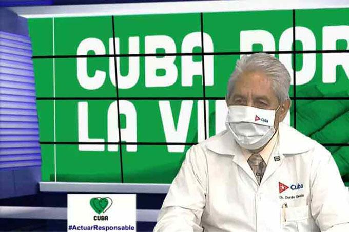 Cuba con récord de mil 44 nuevos casos de Covid-19