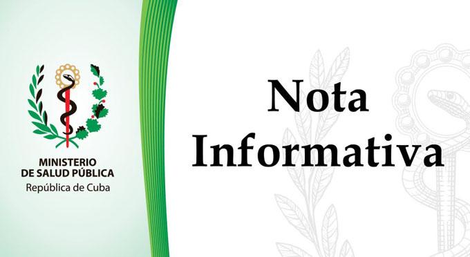 Nota informativa sobre el estado de pacientes lesionados en el accidente de tránsito ocurrido el 30 de enero