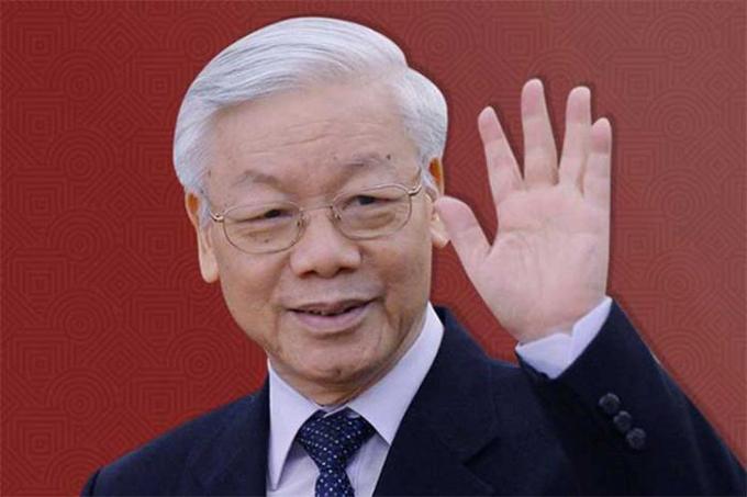 Felicita Presidente Cubano a Secretario General del Partido Comunista de Vietnam por su reelección