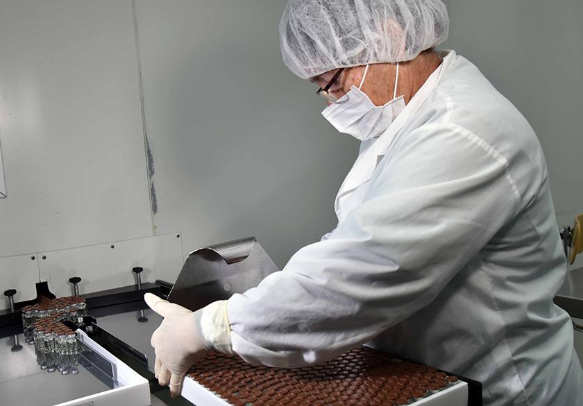 Prioriza BioCen obtención de innovadores productos vinculados a la COVID-19
