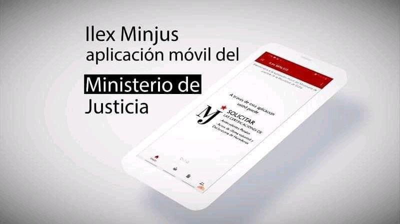 Avanza Ministerio de Justicia en materia de informatización de sus servicios
