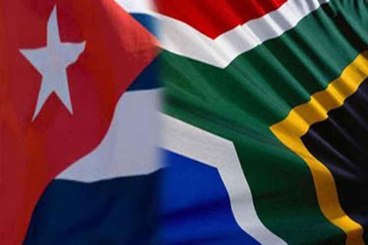 Cubanos residentes en Sudáfrica expresarán su rechazo al Bloqueo