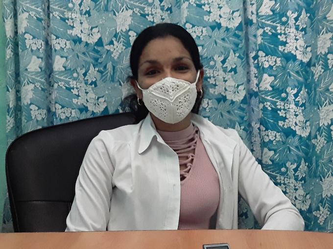 Experiencia de la primera profesional de la salud en Cuba en padecer la COVID-19