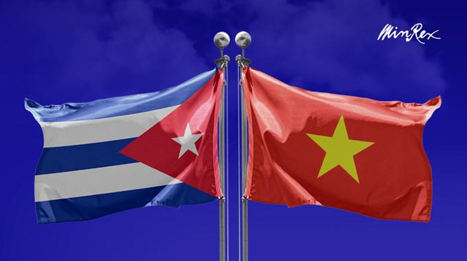 Ratifican Cuba y Vietnam alta prioridad de sus relaciones bilaterales