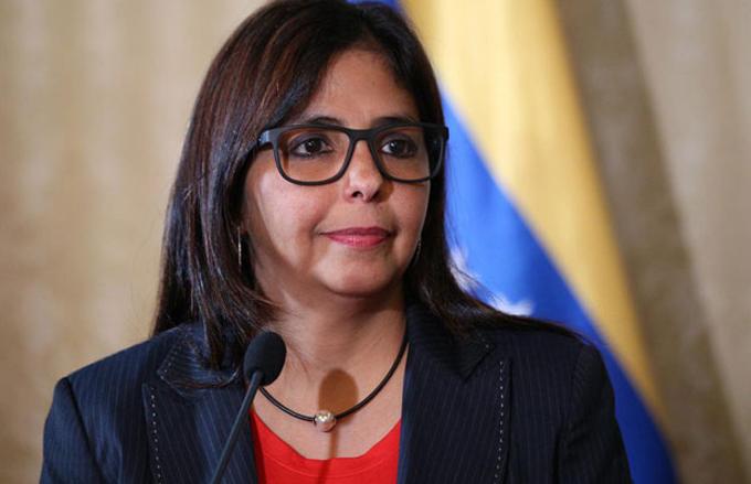 Presidente Díaz-Canel sostuvo encuentro con la Vicepresidenta Ejecutiva de Venezuela