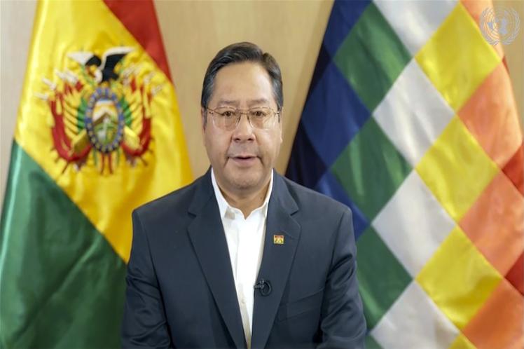 Presidente de Bolivia destaca candidatos vacunales antiCovid de Cuba
