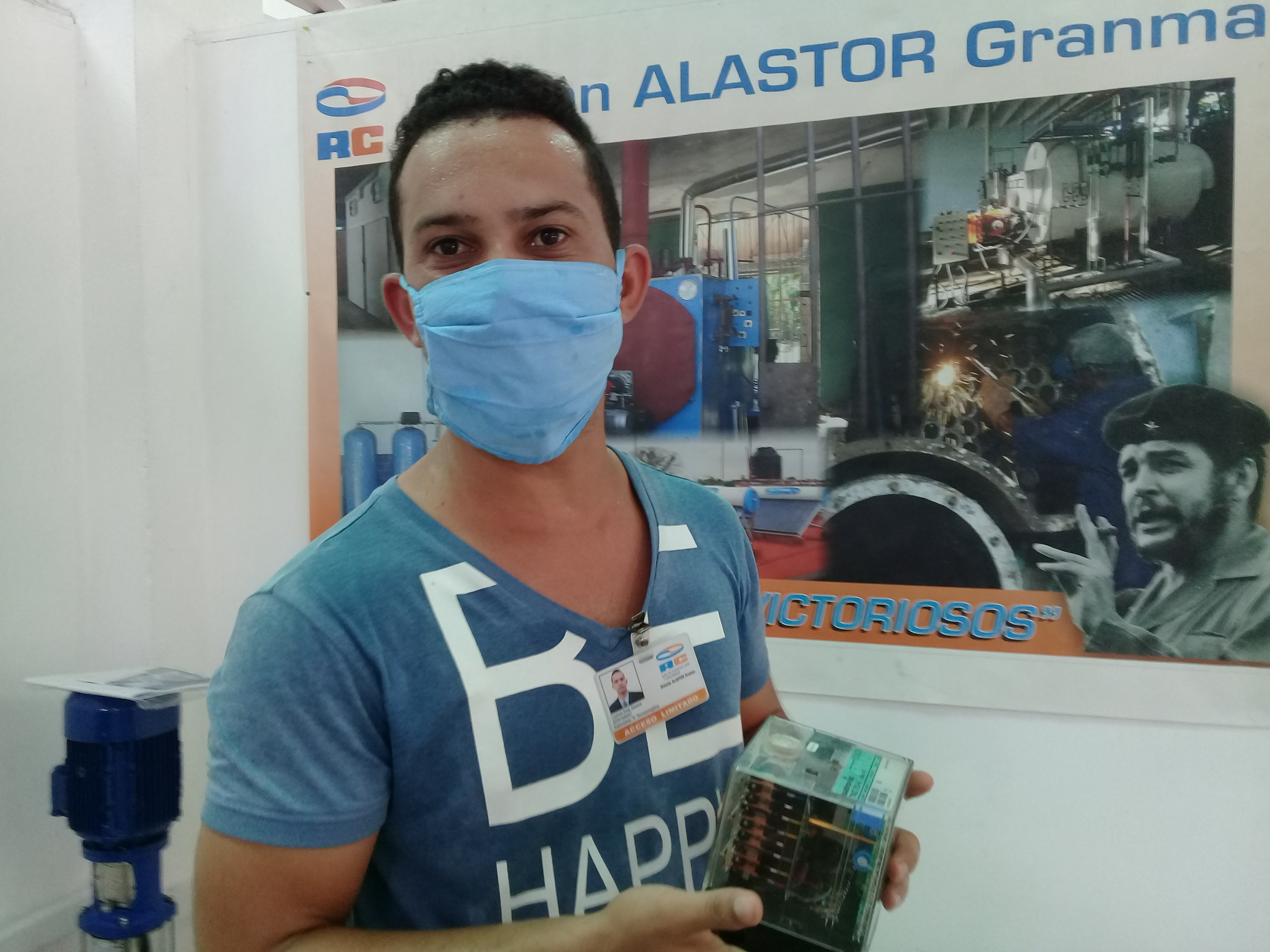 Empresa Alastor división Granma impacta en sectores claves del país