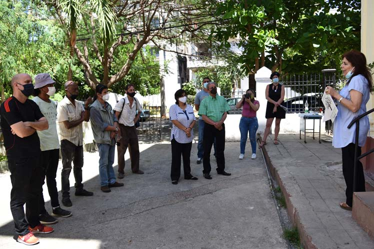 Recuerdan en Cuba a desaparecidos durante dictadura argentina (+Fotos)