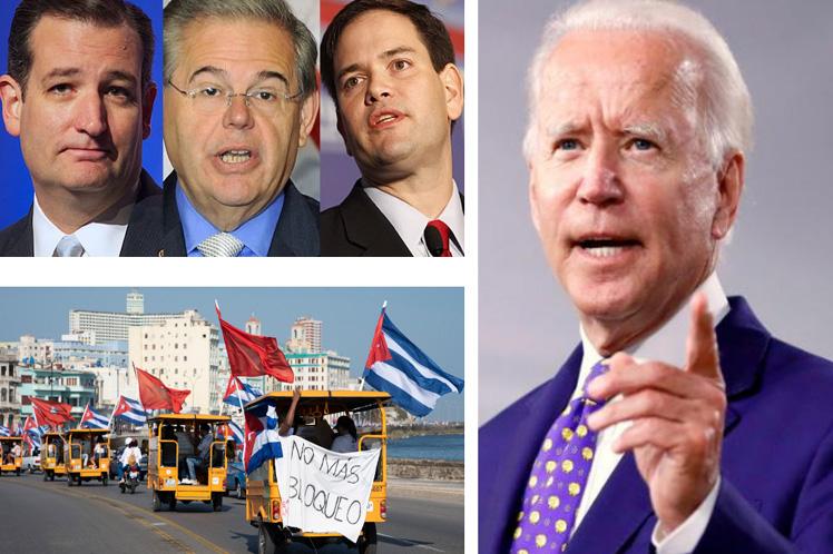 Presidente Biden enfrenta presiones sobre Cuba
