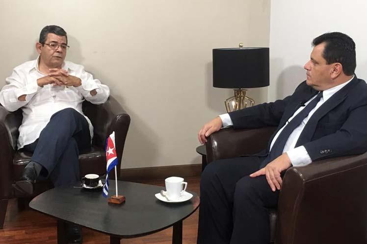 Denuncian en Costa Rica bloqueo de EE.UU. contra Cuba