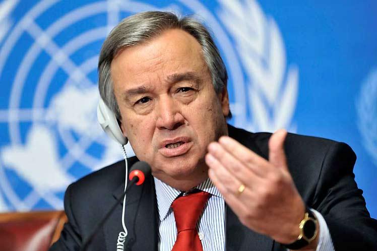 ONU alerta sobre ataques contra la comunidad asiática